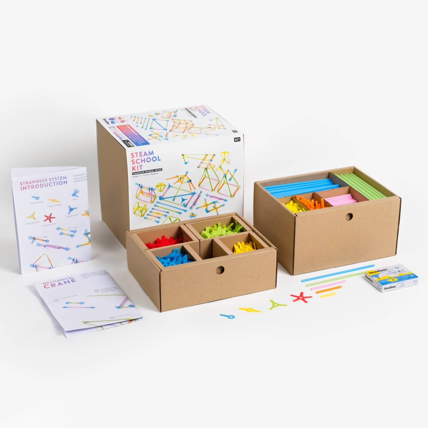 Educational Toys STEAM School Kit (NEW)