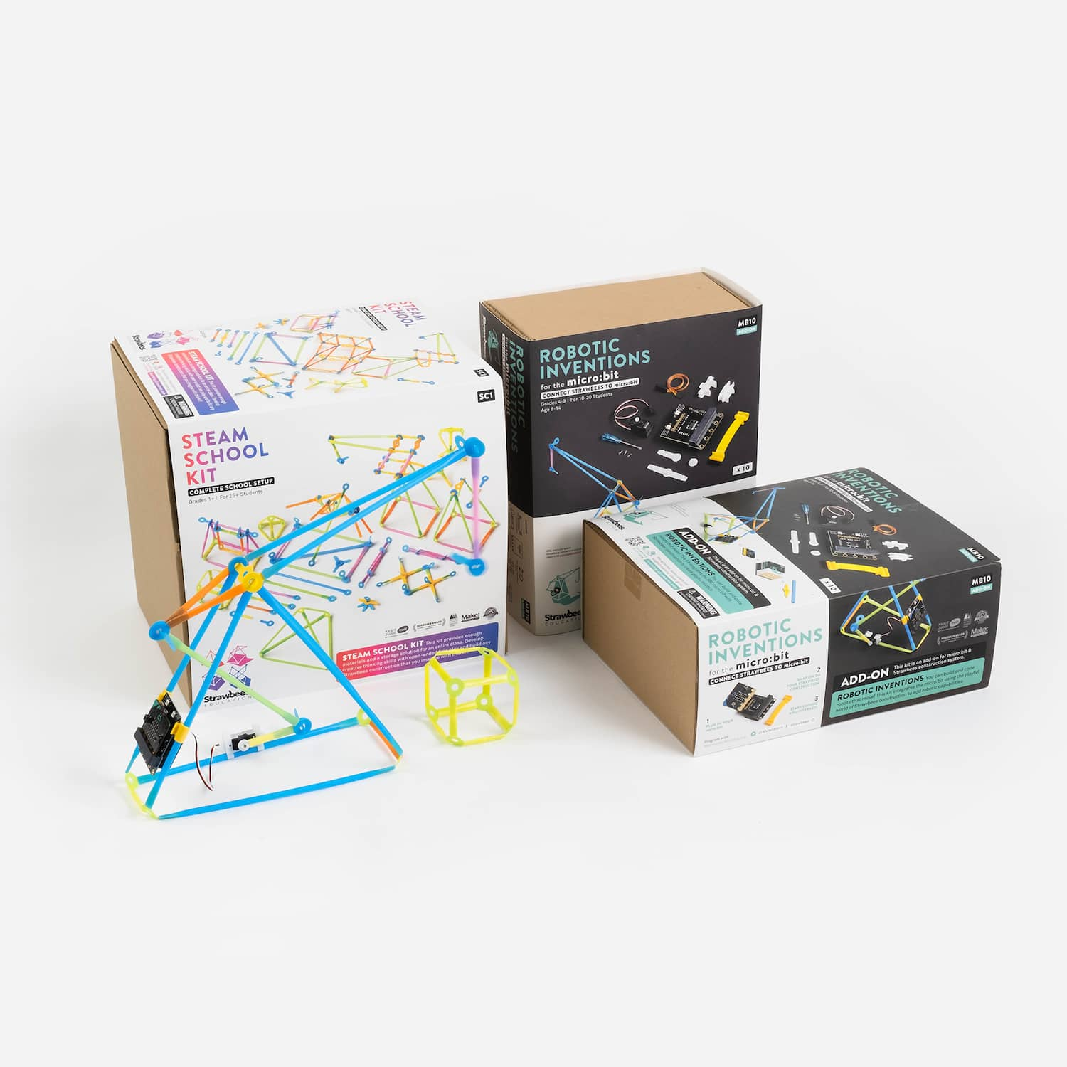 Educational Toys STEAM School Kit for micro:bit Users - Bundle (NEW)