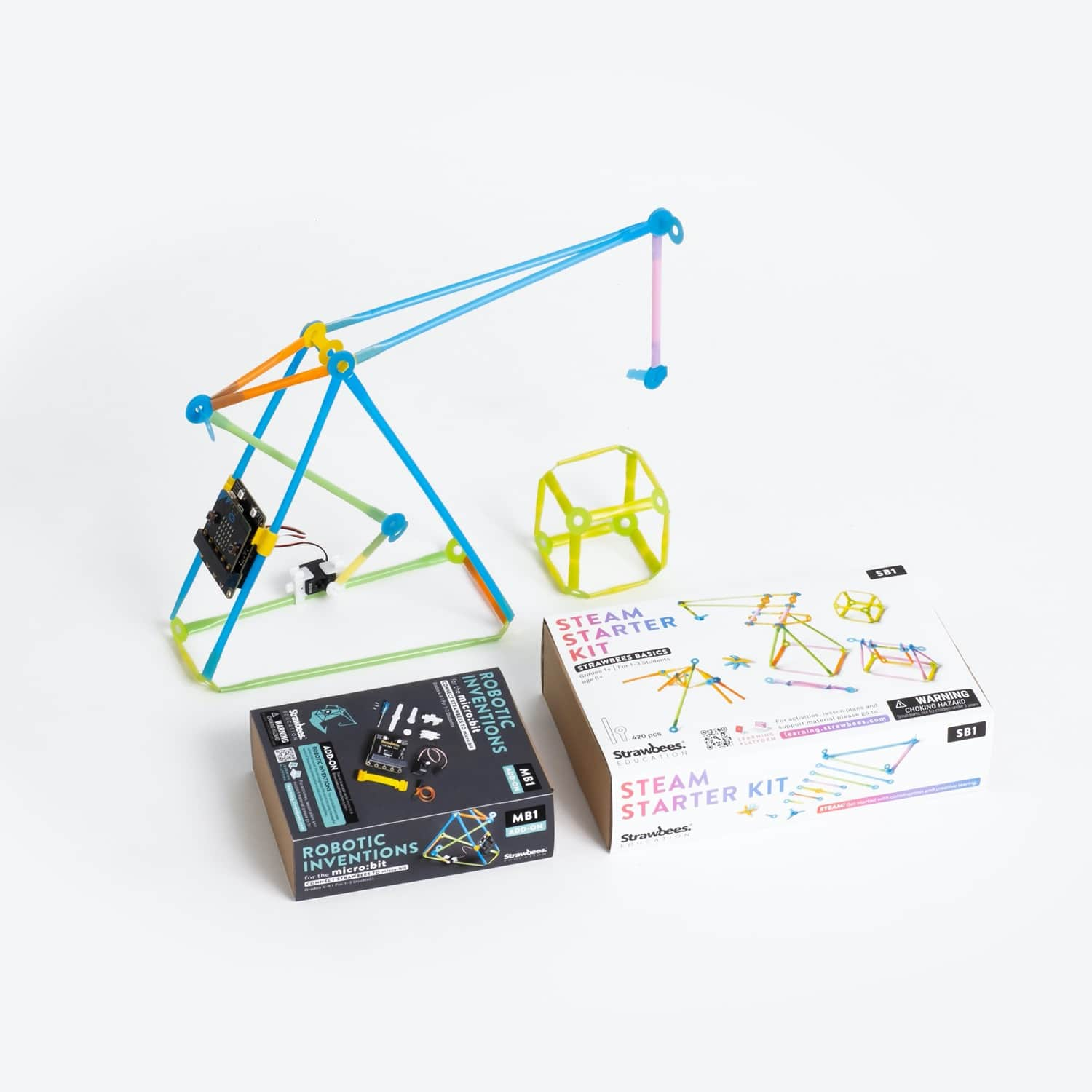 School Equipment STEAM Starter Kit for micro:bit Users - Bundle